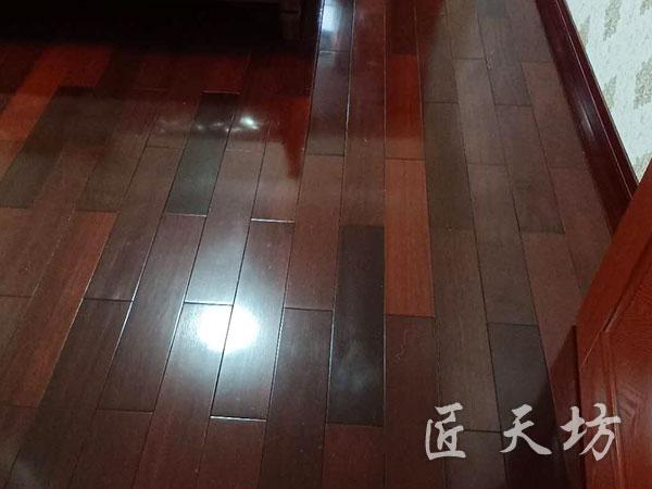 地板养护2