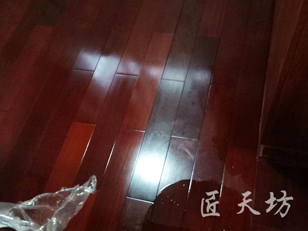 地板养护3
